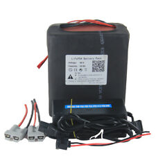 Ebike Battery 48v10Ah LiFePO4 Rechargeable Battery Pack With 3A Charger Scooter