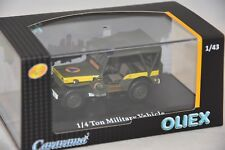 OLIEX OLIEX90145SC - JEEP  SECURITE CIVILE  1/43