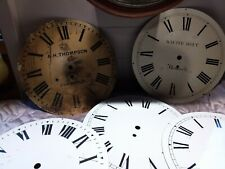 More details for old school wall clock faces