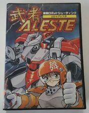MUSHA ALESTE SEGA Mega Drive JAPAN COLLECTION IMPORT