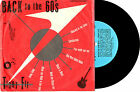 """TIGHT FIT - BACK TO THE 60'S MEDLEY - 7"""" 45 VINYL RECORD PIC SLV 1981"""