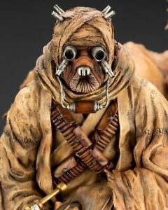 Kotobukiya Star Wars ARTFX Tusken Raider Barbaric Desert Tribe 1/7 PVC Statue