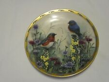 """Lenox Nature's Collage Plate Collection """"Summer Interlude"""" Plate"""