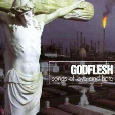 Godflesh - Songs Of Love And Hate NEW CD