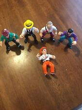 dick tracy action figures lot