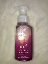 Iced Cherry Balsam Foaming Soap Bath & Body Works