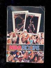1991-92 Hoops SER-1 NBA Basketball Box Brand New Factory Sealed  MICHAEL JORDAN!