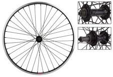 Wheelset 26X1.5 Aly Bk Msw 36 Aly Fw 5/6/7Sp Qr Bk 135Mm 14Gbk
