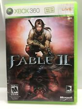 Fable 2 - Microsoft Xbox 360 - Video Game - Action - Adventure - Rated Mature