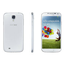 5.0'' Unlocked Samsung Galaxy S4 GT-I9500 Android Cell Phone - 13MP 16GB - White
