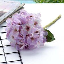 artificial Silk hydrangea flowers diy gifts wedding christmas decor fake flowers