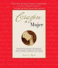 Corazón de Mujer (Heart of a Woman - Spanish): Pensamientos brillantes y de