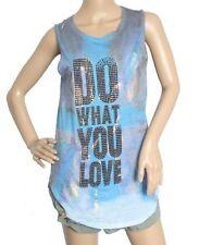 Markenlose L Damen-T-Shirts aus Baumwolle