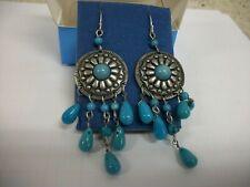 a58b69e07945e Avon Turquoise Drop/Dangle Fashion Earrings for sale | eBay