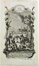Jesus Christus Lamm Gottes Heiligenbild 18. Jh. Söckler Augsburg (O-7673+