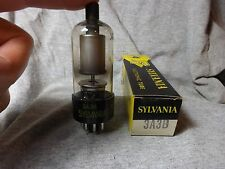 Vintage, Sylvinia, Electronic Tube,3A3B,New old stock,6 pin