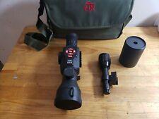Atn X-Sight Ii Hd 5-20x Day & Night Riflescope not turning on as is