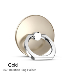 360 Rotation Finger Ring Holder For iPhone Xs Max X Xr 8 Huawei Samsung S9 Cell
