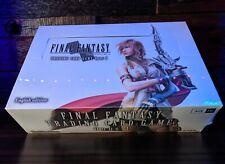 Final Fantasy TCG Opus 1 Factory Sealed Booster Box ENGLISH