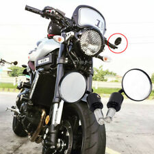 "Motorcycle Naked Sportbike Round 7/8"" Bar End Side Mirrors For Yamaha XSR900 700"