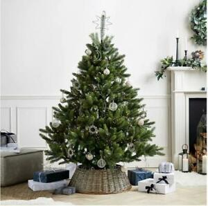 The White Company Symons Nordmann Artificial 6ft Xmas Tree Love Christmas
