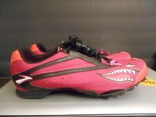 Brooks Lightweight Mauve Track & Field Spikes US Women's sz 11 rare pink