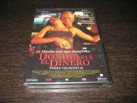 Où Suspendu El Money DVD Paul Newman Linda Florentino Scellé Neuf