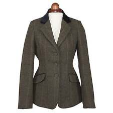 Shires Aubrion Saratoga Ladies Show Jacket - Double Vent - Tailored to Flatter