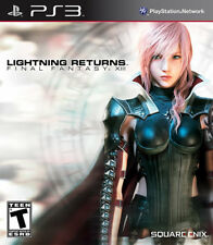 Final Fantasy XIII: Lightning Returns PS3 New