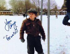 Yano Anaya Signed Autographed 8x10 Photo  w/COA Grover Dill - A Christmas Story