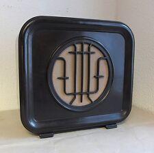 Antik Art Deco Bakelit Radio - Lautsprecher Saba antique bakelite loudspeaker