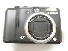 Very Nice Canon PowerShot G7 10MP Digital Camera