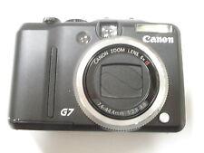 Very Nice Canon PowerShot G7 10MP Digital Camera