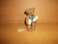 Gilde Orsetto teddy - Uomo d'affari 37007 circa 10 grande cm