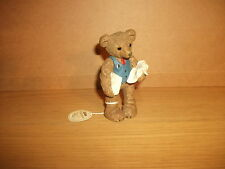 Gilde Teddybären - Geschäftsmann 37007 ca. 10 cm  groß