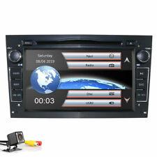 Car Stereo DVD Player GPS Nav Radio Canbus fit Opel Vauxhall Zafira Corsa Black