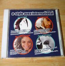 A-Style Avex International 2008.6 JAPAN Promo CD Vanessa Hudgens...#C04