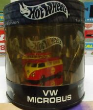 HOT WHEELS 1:64 OIL CAN SHELL VW MICROBUS PUMP SERVICE 2 of 4, B6260