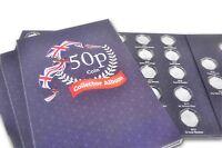 NEW 2019 50p Coin Hunt Collectors Album Beatrix Potter Kew Xmas Paddington Bear