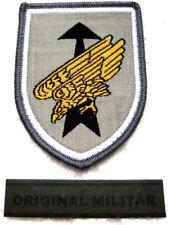 Bundeswehr Verbandsabzeichen Luftlandebrigade 1 Saarlouis Patch Uniform Jacke