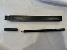 Bare Minerals Statement Lip Pencil Liner 100% Red New Womens Makeup Full Size