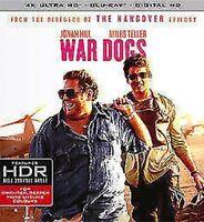 War Dogs 4K Muy HD Nuevo 4K UHD (1000621098)
