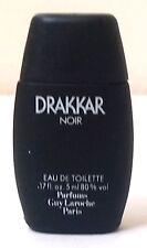 MINIATURE - GUY LAROCHE DRAKKAR NOIR - Eau De Toilette - 5 ml - 0.17 Fl oz -