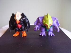 Transformers G1 Pretender Monsters Wildfly Birdbrain Hasbro Action Figure