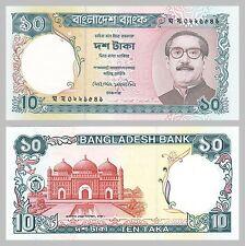 Bangladesh 10 Taka 1997 p33 unz.
