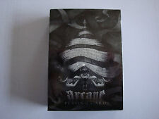 SVENGALI ARCANE BLACK BICYCLE DECK PLAYING CARDS GAFF MAGIC TRICKS ELLUSIONIST