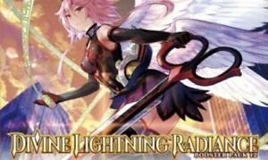 Divine Lightning Radiance - Vanguard Cards Singles