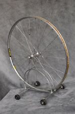 Mavic Reflex SUP Rim Shimano Dura Ace Road Bike Front Wheel 700c Tubular HB-7700