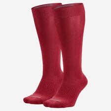 Nike Performance Knee-High Baseball Sock Sz L (Two Pair)