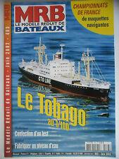 MRB - Modèle Réduit de Bateau #463 (REVUE) Le Tobago 1/100 - MOMA 2000 - Wor(18)